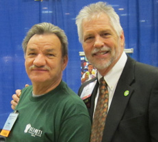 Dave Szukis & John Bailey